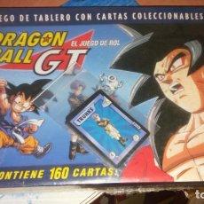 Trading Cards: DRAGON BALL GT JUEGO DE ROL NORMA EDITORIAL - SERIE ANIME Y MANGA - CARDS NUEVO PRECINTADO. Lote 263187965