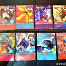 Trading Cards: 8 CARTAS POKEMON GO. Lote 263203305