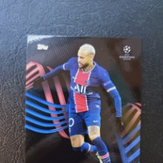 Trading Cards: NEYMAR JR PSG PARIS SAINT-GERMAIN TOPPS KNOCKOUT 2021 UCL UEFA CHAMPIONS LEAGUE. Lote 265168794