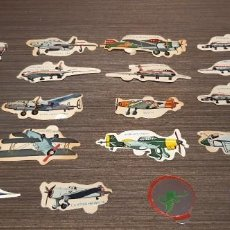 Trading Cards: LOTE DE 18 CROMOS ADHESIVOS PANRICO. Lote 269082758
