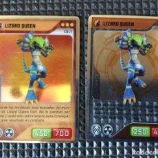 Trading Cards: ERROR LEER - Nº 303 CROMO - INVIZIMALS DESAFÍOS OCULTOS 2009 /2013 - PANINI. Lote 269103548