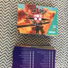 Trading Cards: LOTE CROMOS FORTNITE PANINI MÁS DE 100 SIN REPETIR. Lote 269945998