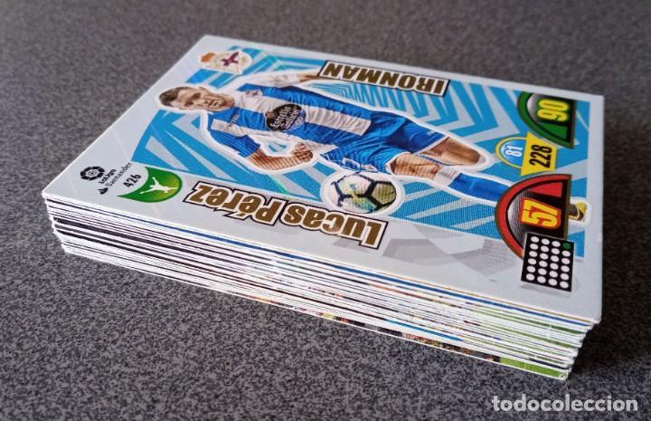 LOTE CARTAS TRADING CARDS ADRENALYN FUTBOL PANINI (Coleccionismo - Cromos y Álbumes - Trading Cards)