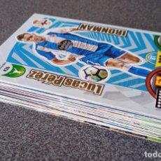 Trading Cards: LOTE CARTAS TRADING CARDS ADRENALYN FUTBOL PANINI. Lote 270976123
