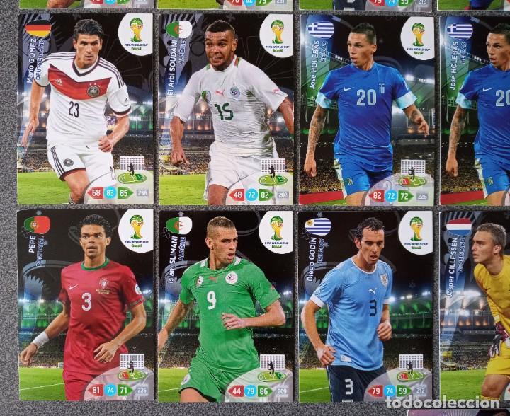 Trading Cards: Lote cartas trading cards Adrenalyn futbol Panini - Foto 5 - 270976123