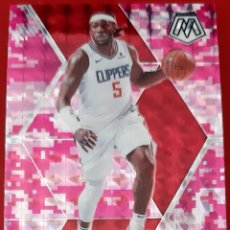 Trading Cards: CARD PANINI MOSAIC NBA MONTREZL HARRELL LOS ANGELES CLIPPERS PRIZM PINK CAMO. Lote 271614028