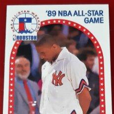 Trading Cards: CARD PANINI HOOPS NBA 1989 MARK JACKSON NEW YORK KNICKS ALL-STAR GAME. Lote 271614318