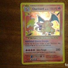 Trading Cards: CROMO / TARJETA POKEMON CHARIZARD HOLO EN ESPAÑOL. Lote 271864013