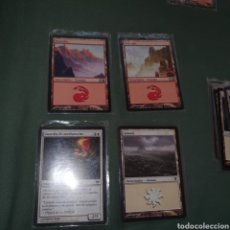 Trading Cards: 4 CARTAS MAGIC THE GATERING. Lote 272916768