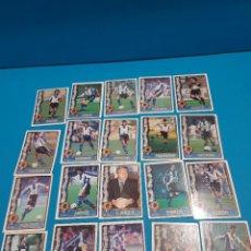 Trading Cards: 20. TRADING CARDS MUNDICROMO.....HERCULES C. F. ....LIGA..1996/97.... Lote 274000303