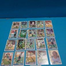 Trading Cards: 22 TRADING CARDS MUNDICROMO....REAL BETIS BALOMPIE...LIGA..1996/97..... Lote 274190303