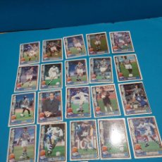 Trading Cards: 21 TRADING CARDS MUNDICROMO....REAL SOCIEDAD.....LIGA..1996/97..... Lote 274192643
