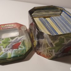 Trading Cards: LOTE 360 CARTA POKÉMON TRADING CARD GAME + CAJA METÁLICA.. Lote 276098423