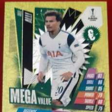 Trading Cards: CARD TOPPS MATCH ATTAX CHAMPIONS LEAGUE DELE ALLI TOTTENHAM MEGA VALUE. Lote 277617558