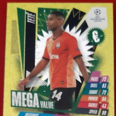 Trading Cards: CARD TOPPS MATCH ATTAX CHAMPIONS LEAGUE TETE SHAKHTAR DONETSK MEGA VALUE. Lote 277617753
