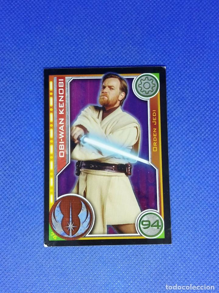 STAR WARS TOPPS TCG CARTA Nº 76 (Coleccionismo - Cromos y Álbumes - Trading Cards)