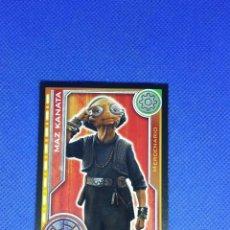 Trading Cards: STAR WARS TOPPS TCG CARTA Nº 64. Lote 278424693
