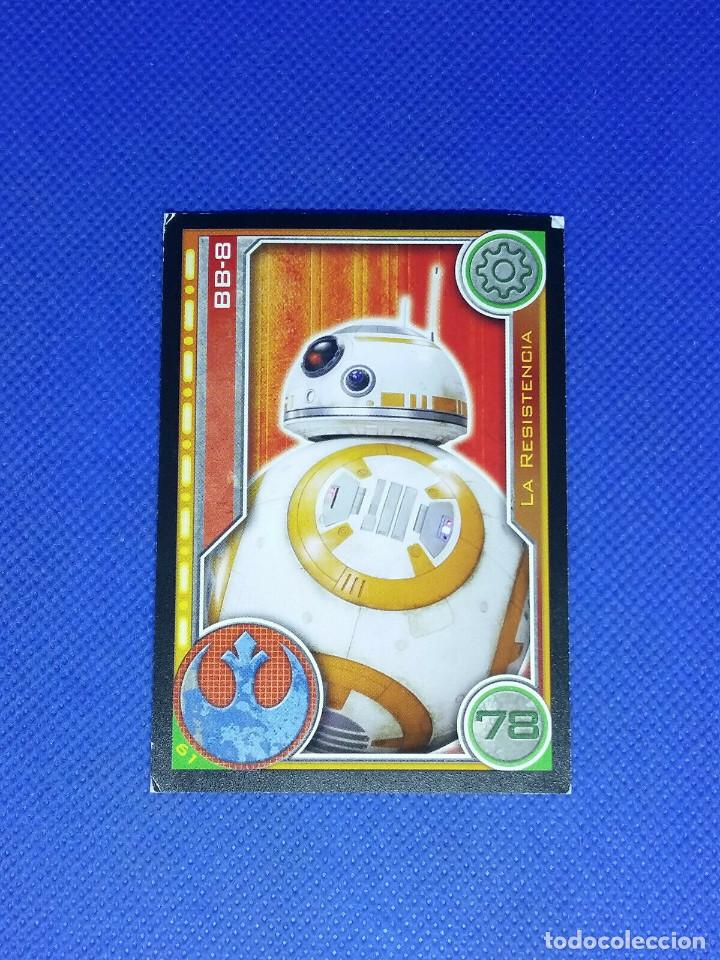 STAR WARS TOPPS TCG CARTA Nº 61 (Coleccionismo - Cromos y Álbumes - Trading Cards)