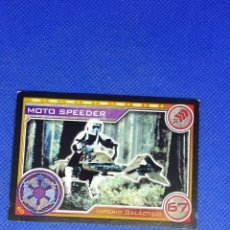 Trading Cards: STAR WARS TOPPS TCG CARTA Nº 61. Lote 278424968