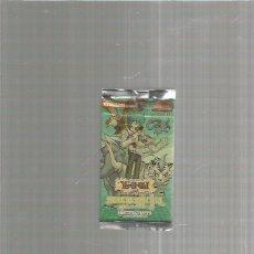 Trading Cards: YU GI OH SOBRE DUELISTA CERRADO Y PRECINTADO (PERO ROTO CARTAS SIN VER NI TOCAR). Lote 278461703