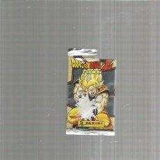 Trading Cards: DRAGON BALL FUSION SOBRE (ROTO PERO CARTAS SIN TOCAR NI REBUSCAR). Lote 278461873