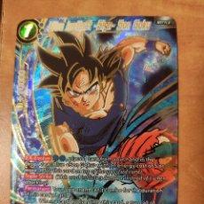 Trading Cards: BT3-033 SPR ULTRA INSTINCT SON GOKU (DATA IC JCC GT KAI SPR TRADING SUPER CARD GAME TRADING FULL SET. Lote 278625958