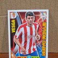 Trading Cards: ADRENALYN 16/17 - VESGA N°322BIS NUEVO FICHAJE. Lote 278920708