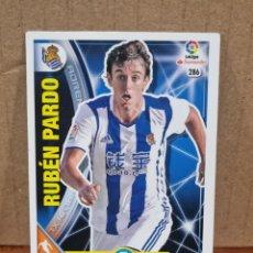 Trading Cards: ADRENALYN 16/17 - RUBÉN PARDO N°286 REAL SOCIEDAD. Lote 278922608