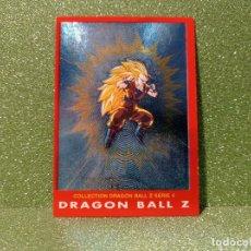 Trading Cards: CARTA DRAGON BALL Z SERIE 4 Nº 65 SON GOKUH 3ER NIVEL SUPER SAIYAN. Lote 279405583