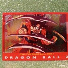 Trading Cards: CARTA DRAGON BALL Z SERIE 4 Nº 62 SON GOKUH. Lote 279405723