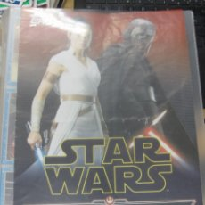 Trading Cards: ALBUM STAR WARS TRADING CARDS TOPPS. VER FOTOS ADICIONALES. Lote 280167058