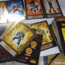 Trading Cards: LOTE DE 180 TRADING CARDS DRAGON BALL Z PANINI. VER FOTOS ADICIONALES. Lote 280167613