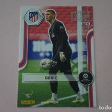 Trading Cards: TRADING CARD DE FÚTBOL GRBIC DEL ATLETICO DE MADRID Nº 39 LIGA MEGACRACKS 2021-2022/21-22 PANINI. Lote 294279798