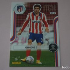 Trading Cards: TRADING CARD DE FÚTBOL GIMENEZ DEL ATLETICO DE MADRID Nº 42 LIGA MEGACRACKS 2021-2022/21-22 PANINI. Lote 294279828