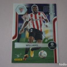 Trading Cards: TRADING CARD DE FÚTBOL WILLIAMS DEL ATH. BILBAO Nº 35 LIGA MEGACRACKS 2021-2022/21-22 PANINI. Lote 294329598