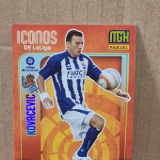 Trading Cards: MEGACRACKS 21/22 - KOVACEVIC N°422 ICONOS DE LA LIGA. Lote 280692383