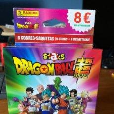 Trading Cards: 8 SOBRES/SAQUETAS (16 STACKS + 8 MEGASTACKS) DRAGON BALL UNIVERSE SURVIVAL SIN ABRIR. Lote 283007788