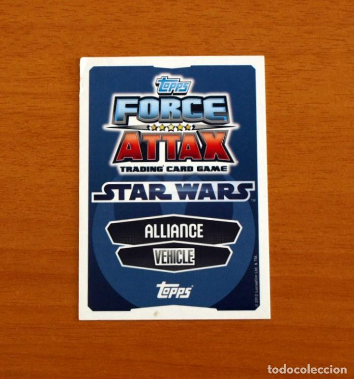 Trading Cards: Star Wars - Nº 19, Y-Wing Fighter, Vehicle - Topps Force Attax - Trading Card Game 2012 - Foto 2 - 284612258