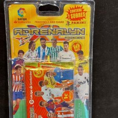 Trading Cards: ADRENALYN 2018-19 / PACK-BLISTER CON 7 SOBRES / PANINI / SIN ABRIR.. Lote 287132653