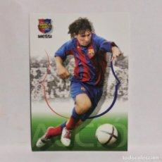 Trading Cards: ROOKIE 2004 - LIONEL MESSI - Nº62 - BARÇA CAMPIÓ - PANINI SPORTS - 2003 - 2004 - MEGACRACKS / 31. Lote 287602288