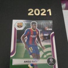Trading Cards: ANSU FATI MGK 2021 2022. Lote 287875278