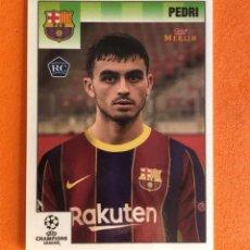 Trading Cards: TOPPS MERLIN 95 PEDRI FCBARCELONA ROOKIE TRADING CARD. Lote 287965058