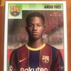 Trading Cards: TOPPS MERLIN 95 ANSU FATI TRADING CARD. Lote 287965068