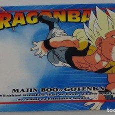 Trading Cards: CROMO CARD (Nº 97) - AMADA DRAGON BALL Z MEMORIAL PHOTO. Lote 287990593