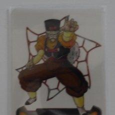 Trading Cards: CROMO LAMINCARD (Nº 65) - EDIBAS DRAGON BALL Z NEW EDITION SUPER 3D. Lote 287999158