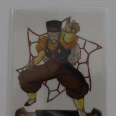 Trading Cards: CROMO LAMINCARD (Nº 65) - EDIBAS DRAGON BALL Z NEW EDITION SUPER 3D. Lote 287999223