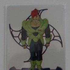 Trading Cards: CROMO LAMINCARD (Nº 58) - EDIBAS DRAGON BALL Z NEW EDITION SUPER 3D. Lote 287999368