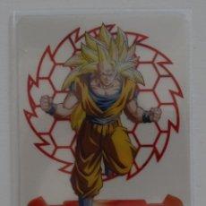 Trading Cards: CROMO LAMINCARD (Nº 19) - EDIBAS DRAGON BALL Z NEW EDITION SUPER 3D. Lote 288006148