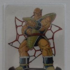 Trading Cards: CROMO LAMINCARD (Nº 91) - EDIBAS DRAGON BALL Z NEW EDITION SUPER 3D. Lote 288006248