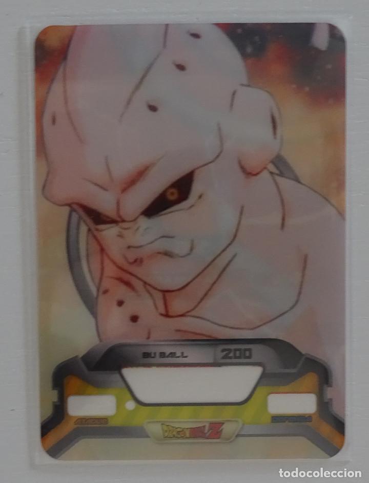 CROMO LAMINCARD (Nº 106) - EDIBAS DRAGON BALL Z NEW EDITION SUPER 3D (Coleccionismo - Cromos y Álbumes - Trading Cards)